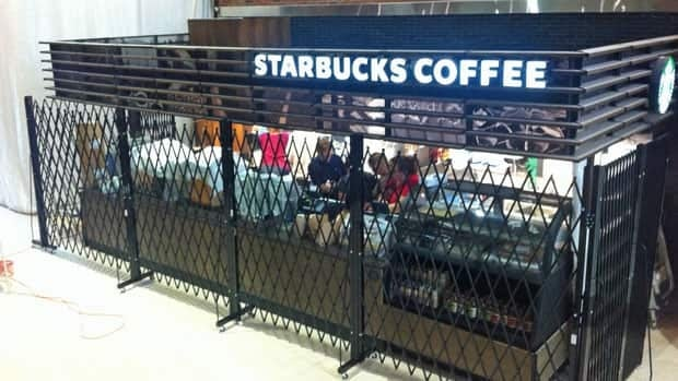 Laurentian University's seventh coffee location will open today.