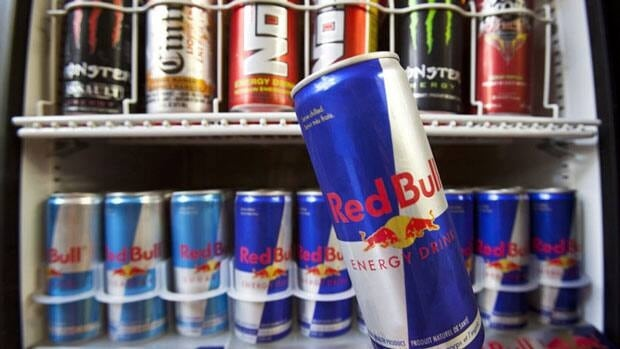 The federal government will start regulating energy drinks as foods instead of natural health products and require new labels with warning and nutrition information.