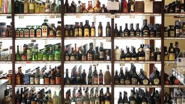 The liquor store in Cardigan closes at 6 p.m.