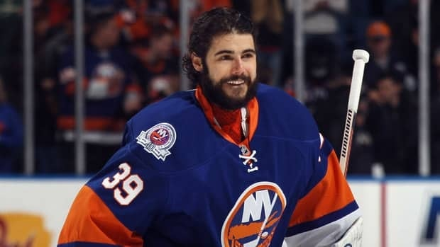 Rick DiPietro inked a 15-year, $67.5 million contract with the New York Islanders in 2006.