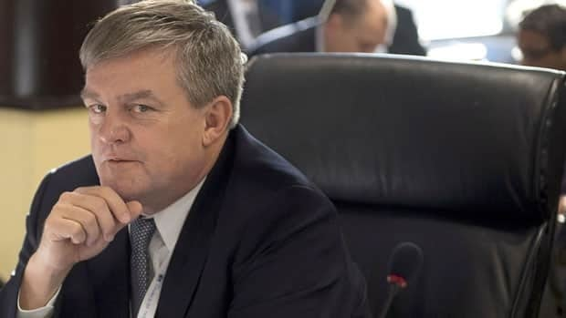 Premier David Alward announced several changes to his senior advisers on Thursday, hours after a new poll showed his party stuck in a statistical tie with the NDP.