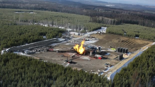 A Suncor oil rig operated by Nabors 9 caught fire and burned for a week in March 2012.