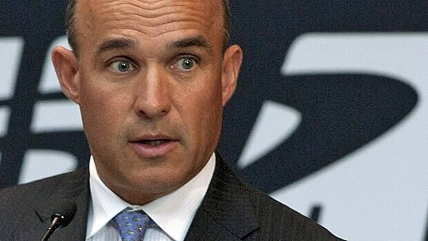 Jim Balsillie, former co-CEO of BlackBerry, no longer holds any shares in the company