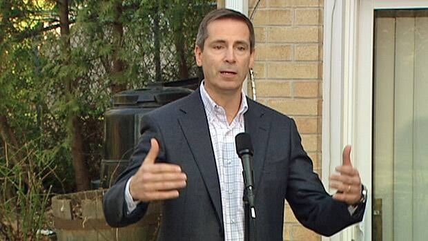 Ontario Premier Dalton McGuinty says he is open to budget suggestions from opposition parties.