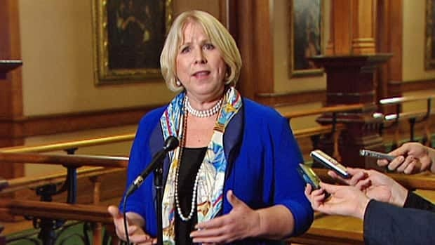 Health Minister Deb Matthews announced a new anti-smoking initiative Wednesday as part of the annual National Non-Smoking Week awareness campaign