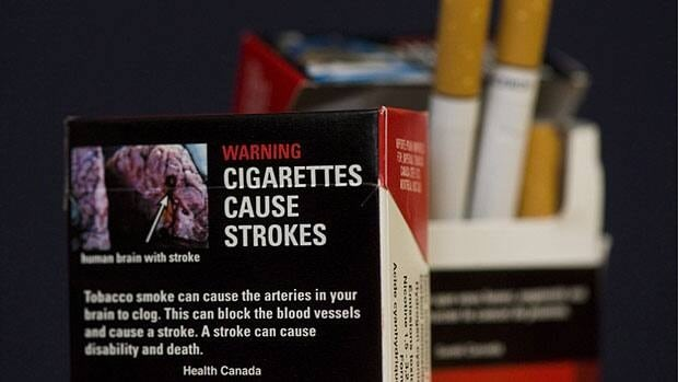 Health groups condemned the federal government's cuts to the tobacco control strategy at a press conference on Tuesday in Ottawa.