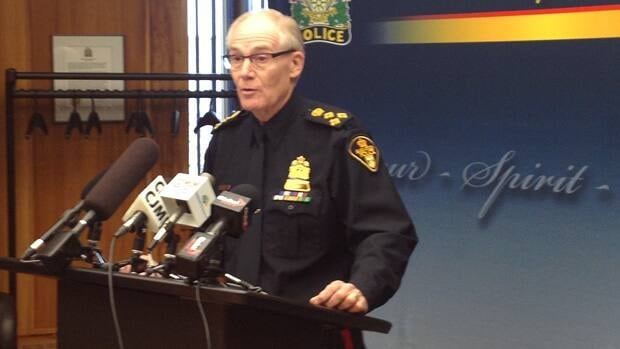 Saskatoon Police Chief Clive Weighill says targeted police units are essential to fight crime in the city.