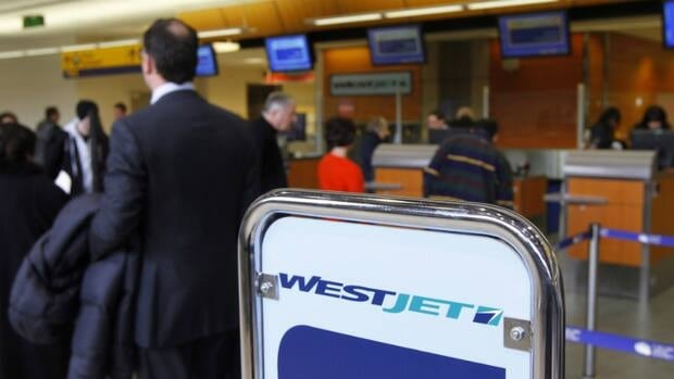 Weather, mechanical issues and spring break have prevented the company from getting roughly 150 passengers to Calgary.