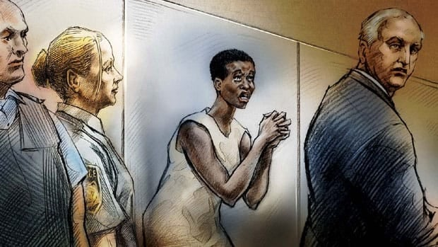 Teresa Williams appeared in court on Wednesday and was charged with second-degree murder in the death of her daughter.