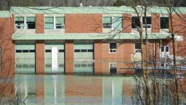 The flood damage to Southern Victoria High School will be fixed by September.