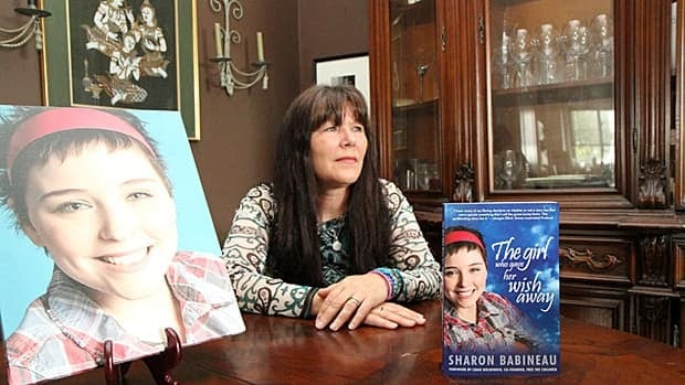 Sharon Babineau has turned grief and hardship into raising thousands for charity. This includes Maddie's Everlasting Wish, which has raised money for projects in Africa. Babineau is one of 55 YWCA Women of Distinction honorees.