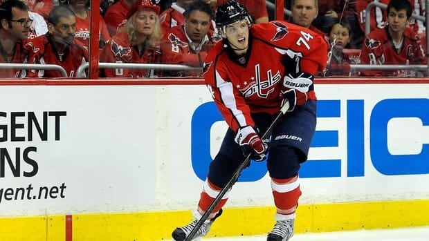 Washington Capitals defenceman John Carlson finished the season ranked second among Capitals defencemen in goals, points and shots.