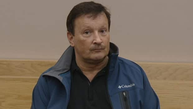 Harold Farr was convicted in June and sentenced in provincial court Friday morning.