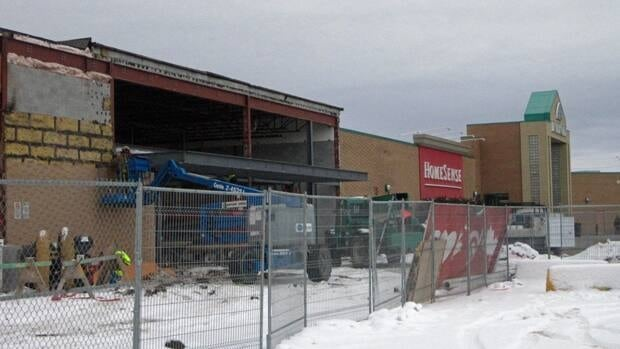 A new Target store is currently being remodelled at the former Zellers location in Thunder Bay. The department store chain has begun its hiring process of local workers.