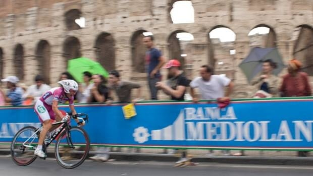 Danilo Di Luca of Italy was suspended pending a hearing upon testing positive for EPO on April 29.