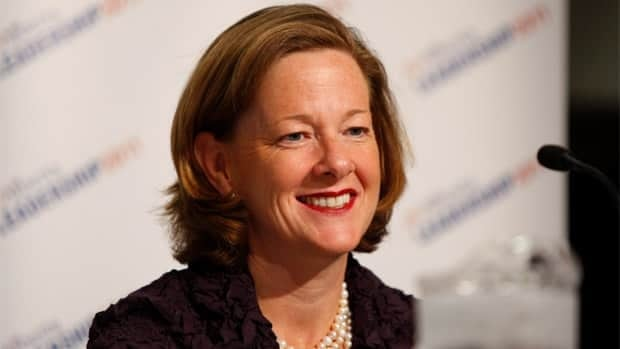 Alberta Premier Alison Redford is seeking to win her first election as premier.
