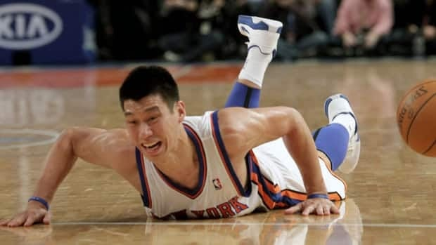 New York Knicks guard Jeremy Lin had an MRI exam this week that revealed a small, chronic meniscus tear.