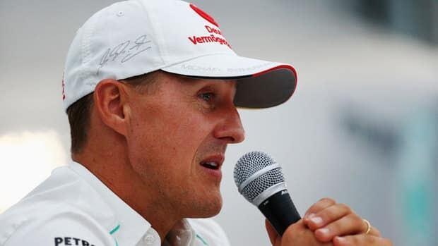 Michael Schumacher announces his retirement Thursday in Japan.