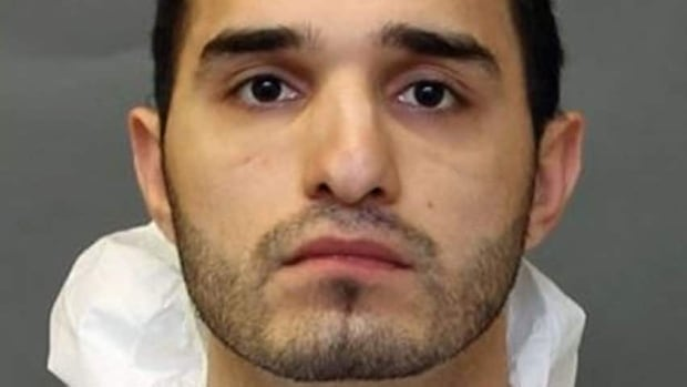 Omeed Ahmadzai, 24, was among three brothers arrested early Saturday morning following an alleged sexual assault of a woman in the Entertainment District.