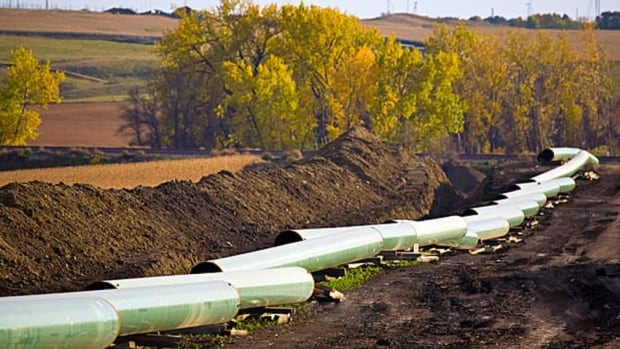 The Keystone XL pipeline project will extend TransCanada Corp.'s Keystone pipeline that carries oil from northern Alberta to refineries in the United States. (TransCanada)