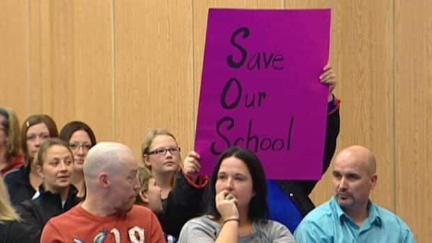 Parents in several Conception Bay communities are asking the Eastern School Board to reject a plan involving three schools in their area.