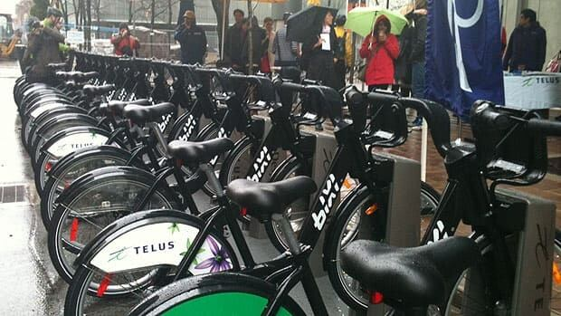 At more than one million rides, Toronto's BIXI service is proving popular with riders but is struggling to cover costs.