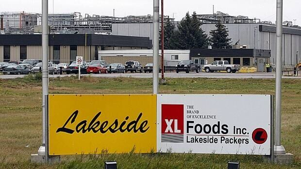 The operating licence for the XL Foods plant in Brooks, Alta., was suspended on Sept. 27 because of concerns about E. coli contamination.