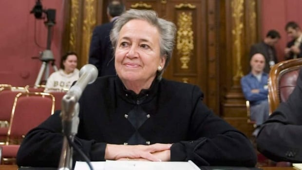 Former Quebec  Lt.-Gov. Lise Thibault faces charges of breach of trust and fraud.