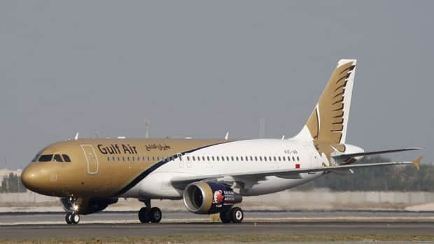 Gulf Air currently uses Airbus jets like this Airbus 320 but has put in an order for 10 CS100 jets, part of Bombardier's much-anticipated CSeries fleet of aircraft. The CS100 is to have its first flight by the end of June and become commercially available within a year.