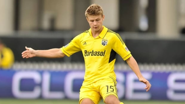 Kirk Urso had been in his first season with the Columbus Crew.