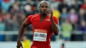 Jamaican sprinters Asafa Powell and Sherone Simpson tested positive for the banned stimulant oxilofrine at the Jamaican championships in June.