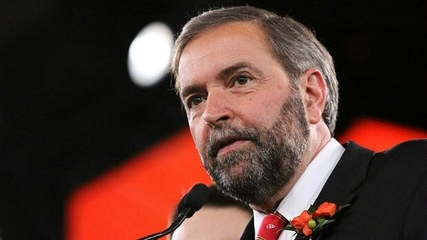Federal NDP Leader Tom Mulcair had been hesitant to say how much his party has paid back after Elections Canada found the New Democrats guilty of violating political financing laws. Today the figure was released.