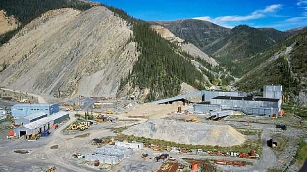 The value of the zinc, lead and silver deposit at the Prairie Creek mine is estimated at $2.5 billion.