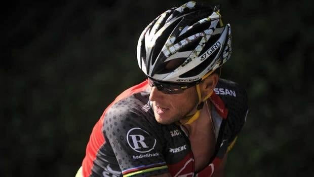 Lance Armstrong was stripped of the seven Tour de France titles he won from 1999-2005.