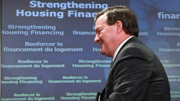 Finance Minister Jim Flaherty, above, has made several changes to mortgage rules over the past four years in an effort to rein in the housing market.