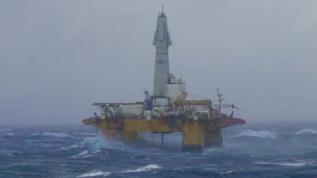 A small fire aboard the Henry Goodrich drilling rig was quickly extinguished.