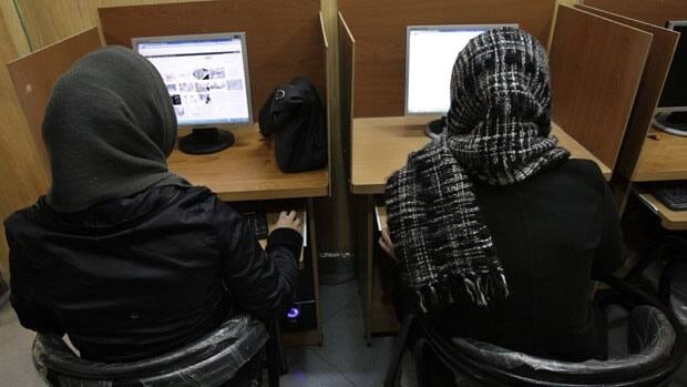 Google says it has discovered and stopped a series of attempts to hack the accounts of tens of thousands of Iranian users in an effort the company believes is an attempt to influence the country's upcoming election.