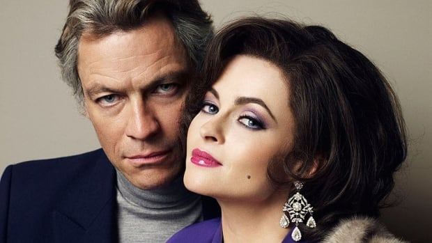 Burton and Taylor, starring British actors Dominic West and Helena Bonham Carter, is set to debut on BBC American in the fall.