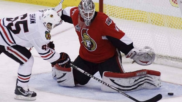 Robin Lehner, 22, is the Senators' goalie of the future, but he's allowed five or more goals in four games this year, all since Dec. 18.
