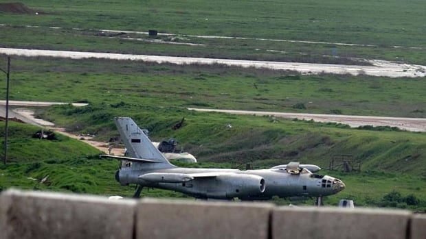 Nairab air base is one of the major sites rebels attacked earlier this week. Reports indicate that they captured most of the Brigade 80 force that is in charge of protecting the area