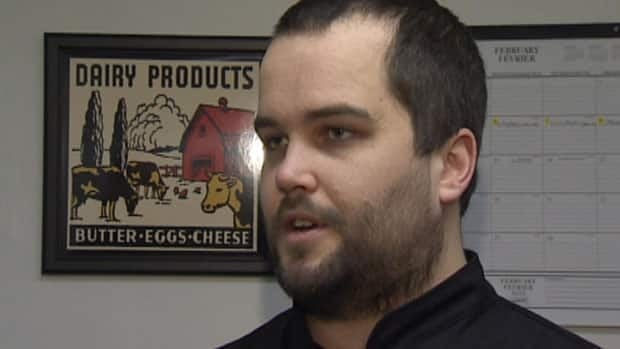 Adam Blanchard is the owner of Five Brothers Artisan Cheese.