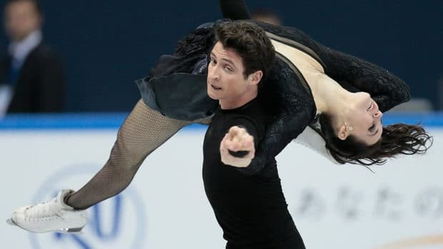Tessa Virtue and Scott Moir won their fifth national ice dance title in six years.