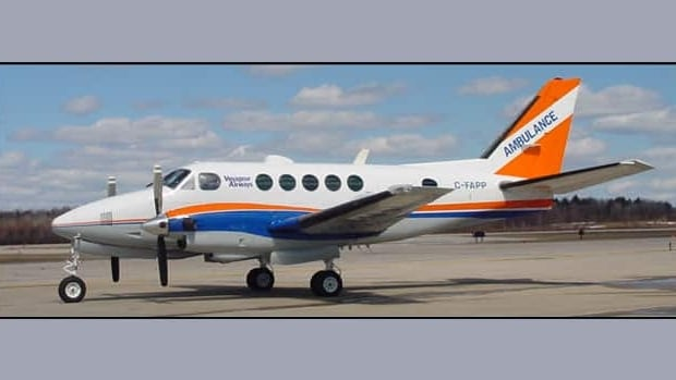 A former pilot is pressing federal investigators to take another look at the crash of a plane like this Beechcraft King Air, which killed four people in Northern Ontario almost 25 years ago. The Transportation Safety Board refuses to do so.