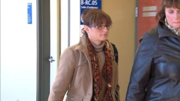 Tanya Pontbriand was found guilty today of charges of sexual assault and sexual exploitation.