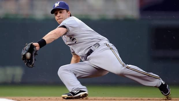 Team Canada coach Garth Iorg, who doubles as an infield instructor with the Brewers, assured Canadian manager Ernie Whitt on Thursday that Milwaukee infielder Taylor Green, shown here, is a capable fill-in at third base for the injured Brett Lawrie.