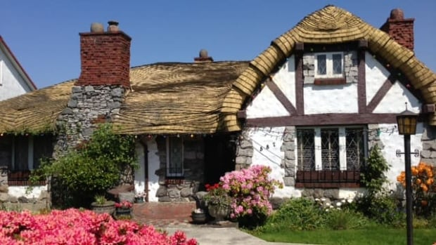 The 'Hobbit House' at 587 W. King Edward Avenue could be saved under a proposed redevelopment plan.