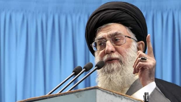 Iran's leader, the Ayatollah Ali Khamenei, said Friday it would help any nation that confronts the 'cancer' Isreal.