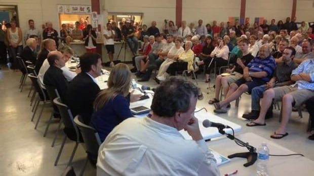 The candidates for the Ottawa South byelection squared off last week in a public debate.