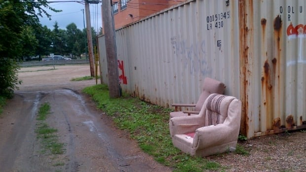 The Riversdale BID wants a quicker response from the City of Saskatoon to complaints about furniture and other debris.