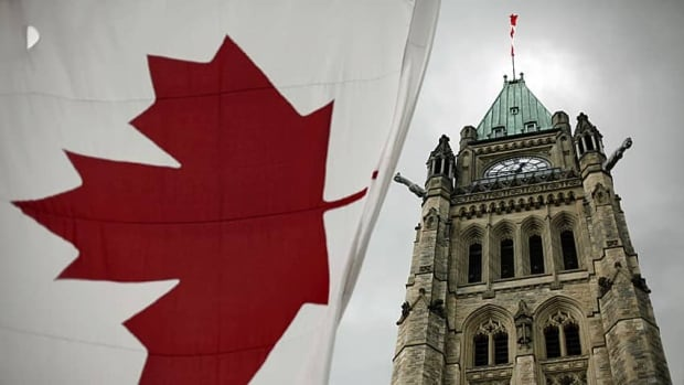 Canada's federal deficit is on track to be smaller this year than last.